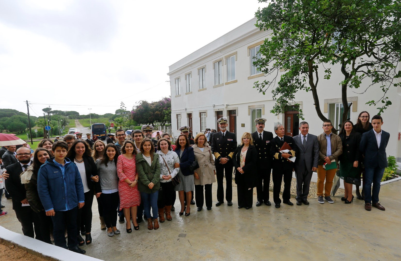 Base Naval de Lisboa_Inauguracao da Casa da Catequese