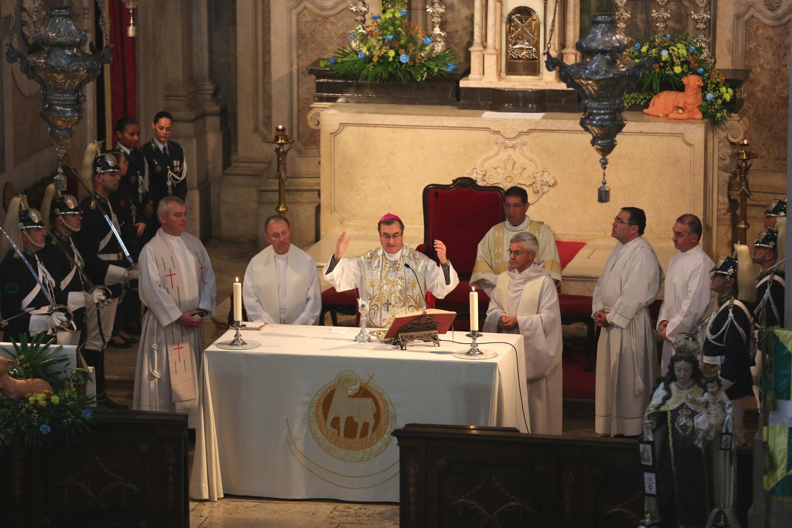 GNR_Missa na Basilica dos Martires_Lisboa_29ABR15_2