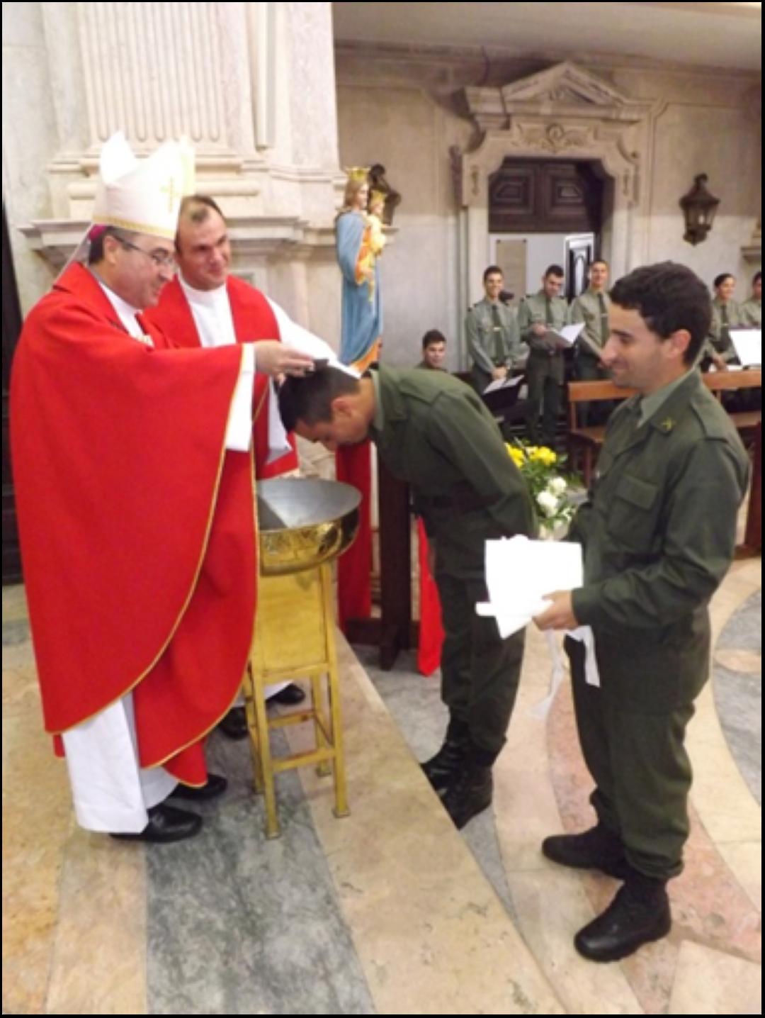 Igreja da Memoria_Iniciacao Crista e Crismas do RAAA1_Queluz