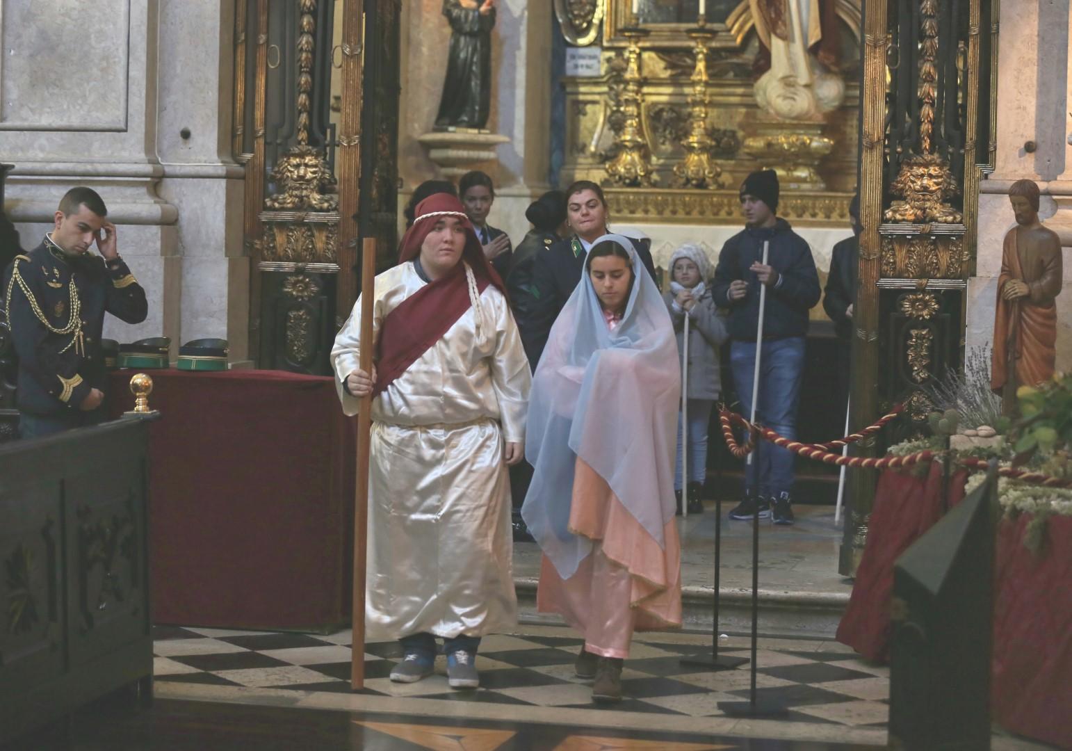 Igreja dos Martires_Missa de Natal da GNR