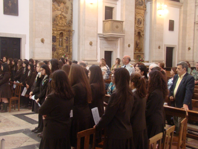 Instituto de Odivelas_Missa de Encerramento do Ano-Letivo 2014-2015_2