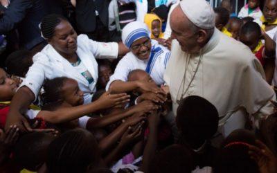 Mensagem do Papa Francisco para o Dia Mundial das Missões 2018